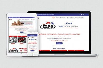 elaboración de páginas web en Bogotá