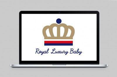 imagen corporativa Royal Luxury Baby